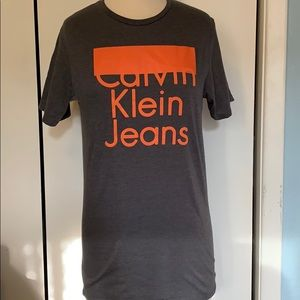Calvin Klein Jeans T-shirt Gently Preowned Sz XL